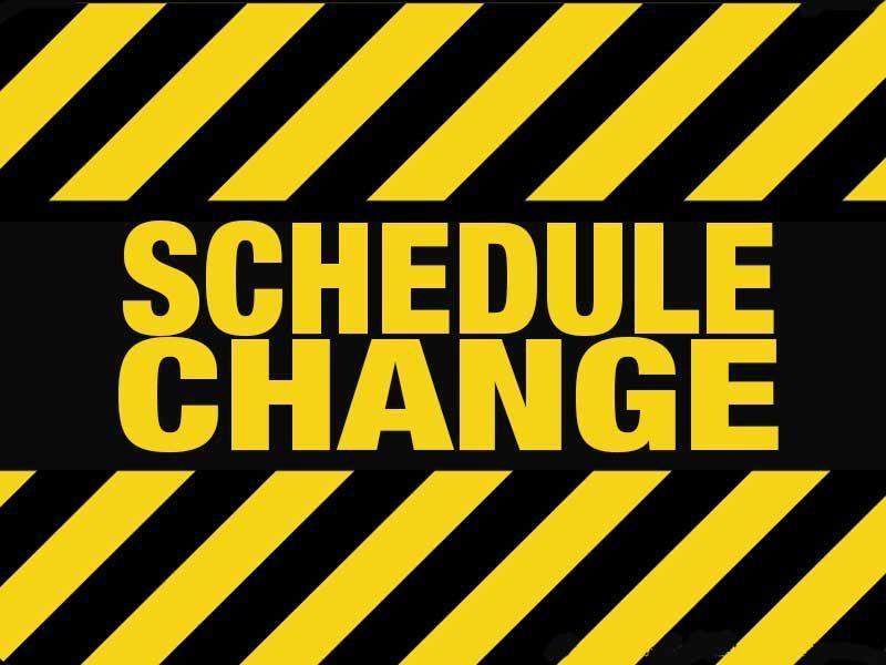 Schedule Change Request